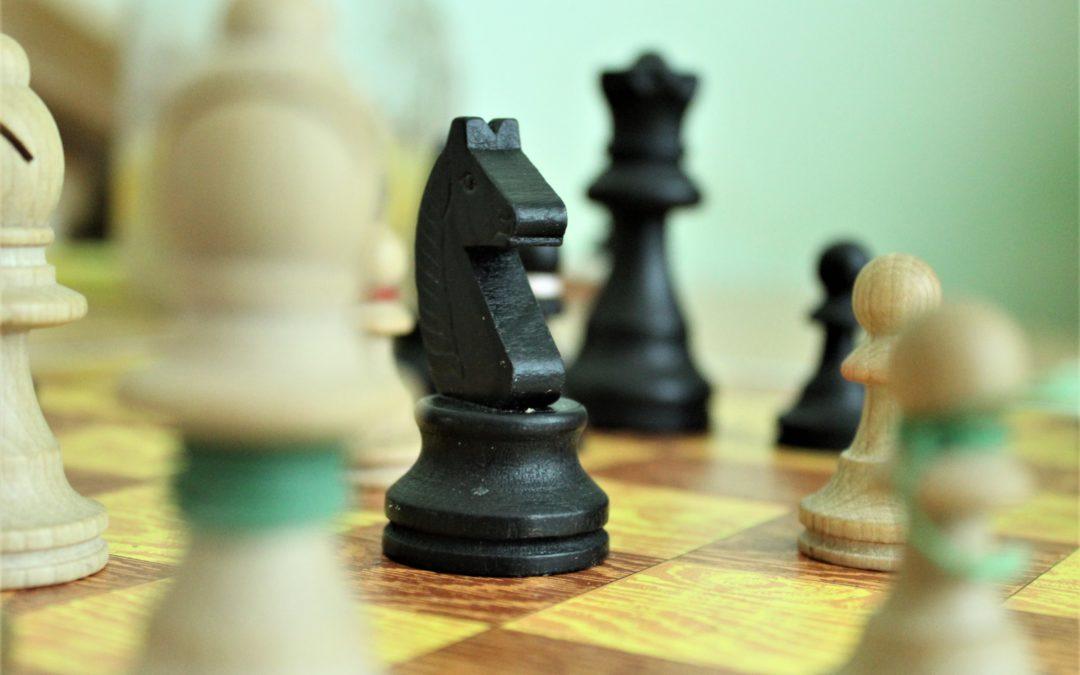 O tom ako celý život sú ako šachy