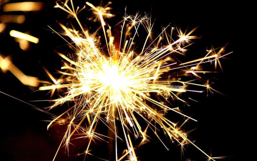 Nový rok vitaj …