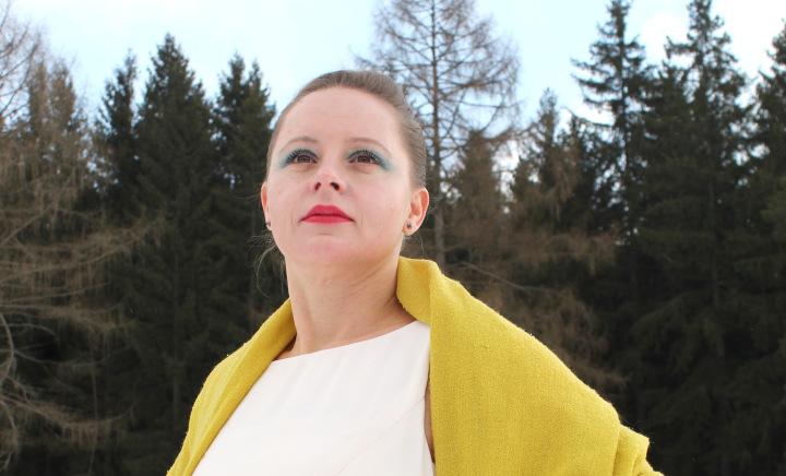 Vladenka, Ľadová kráľovná.