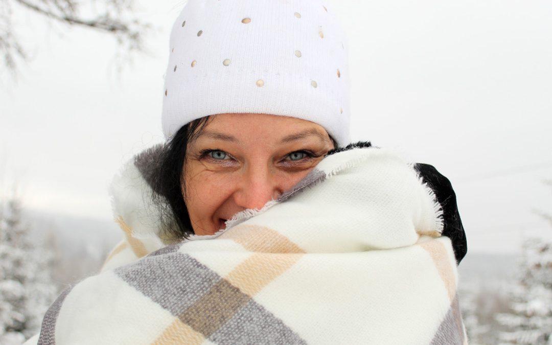 Priya v zime